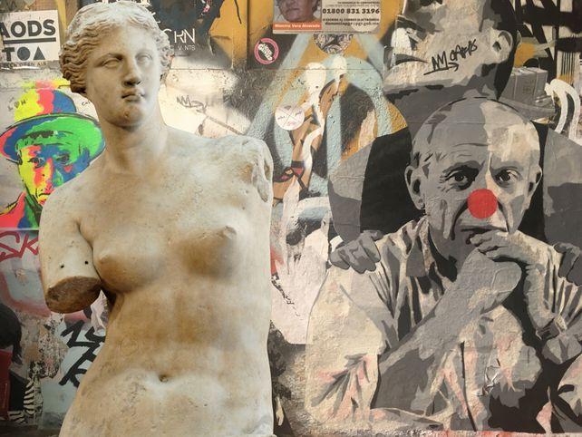 Venus and Picasso