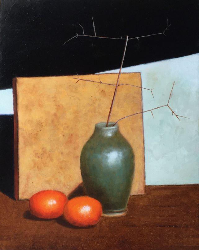 Still-life with Orange