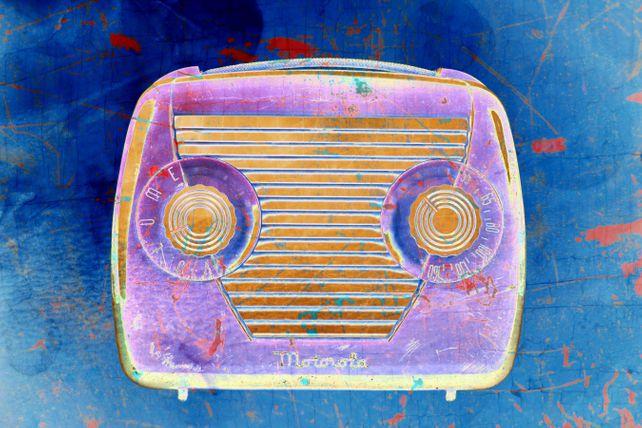 Vintage Radio 38