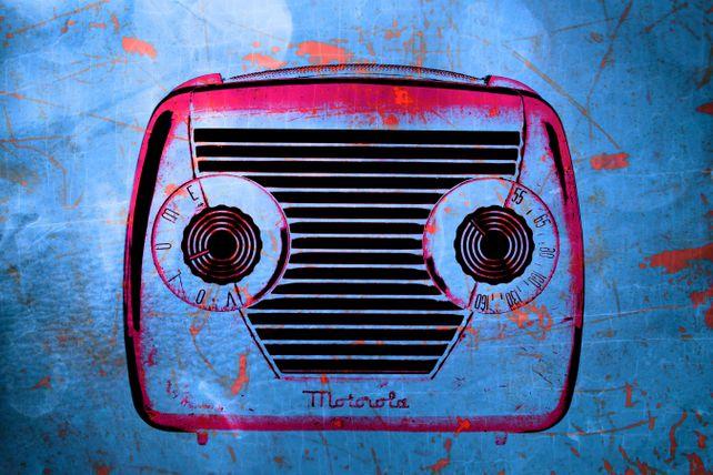 VIntage Radio 19