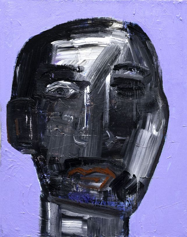 Paris Portraits: Hugo