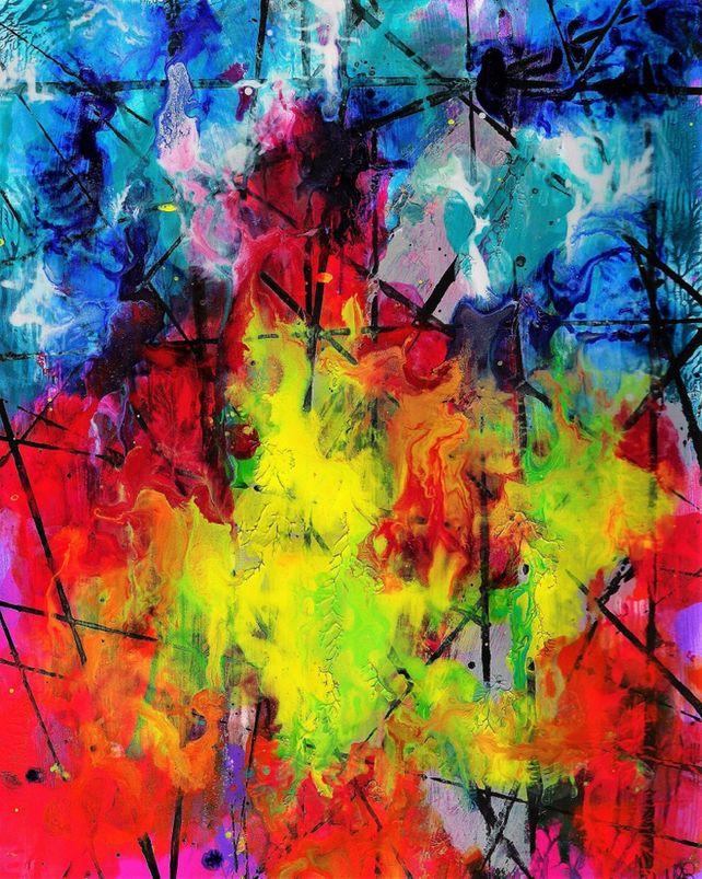Antología 07 - Signed Art Print on Canvas Paper