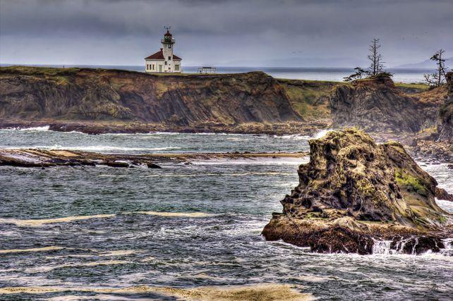 Arago Lighthouse
