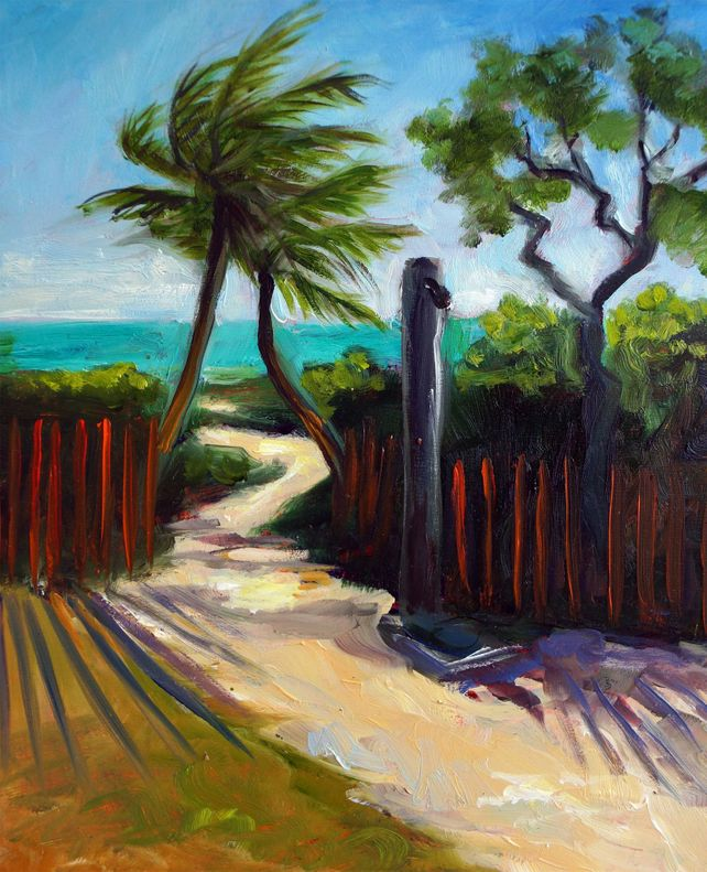 Path to Delray Beach 3