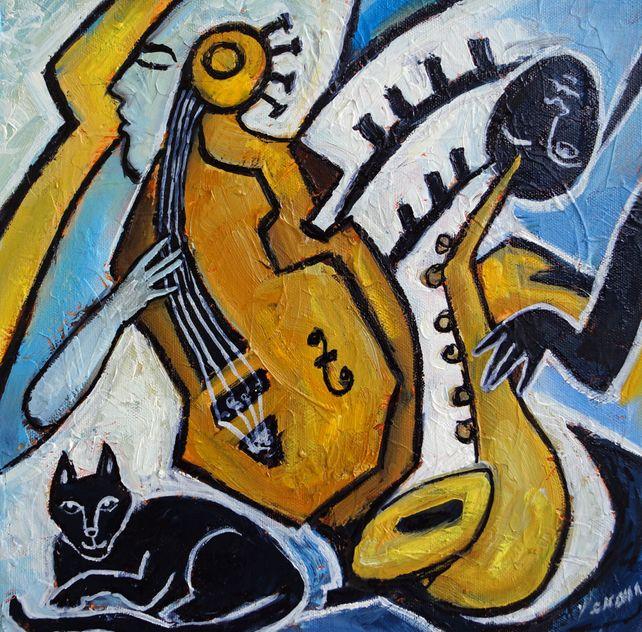 Black Cat Jazzz 2
