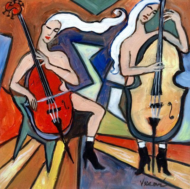 Pale Cello