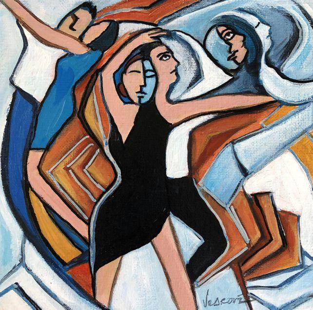Bleu Danse