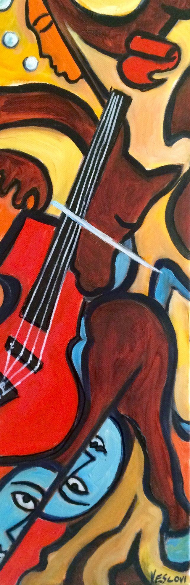 The Horse Cellist