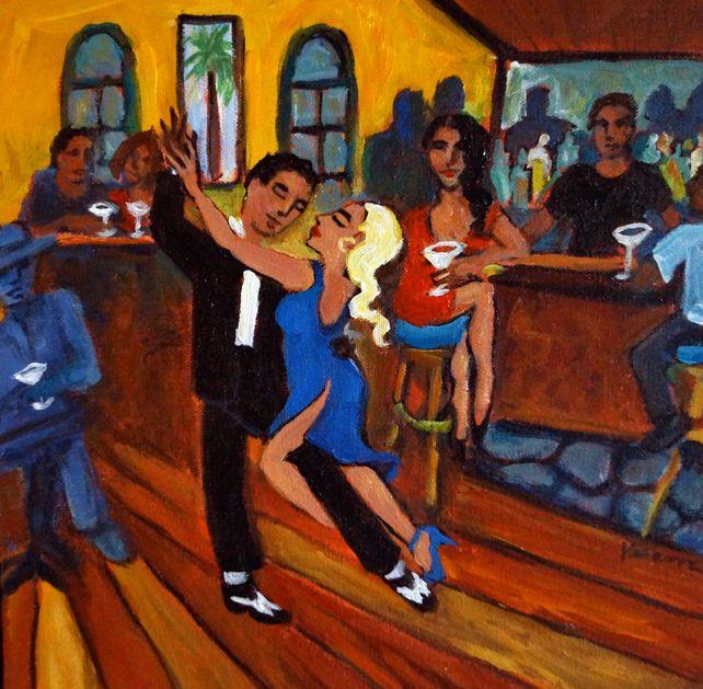 Martinis & Tango