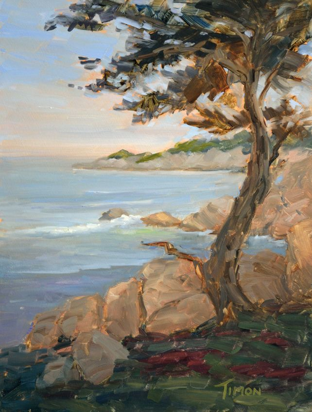 Off 17-Mile Drive
