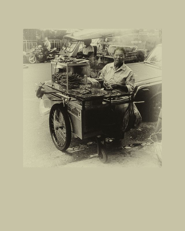 Bankok Street Vendor