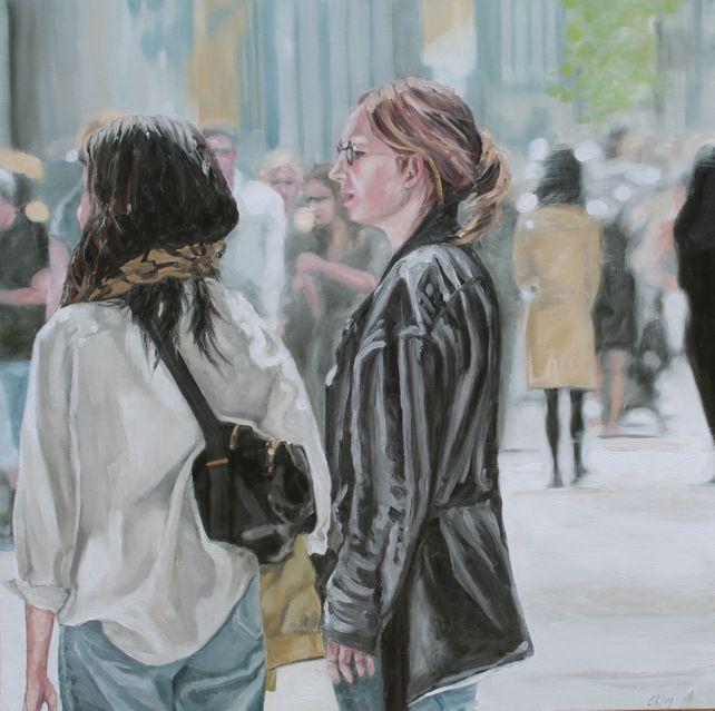 Friends Among Strangers
