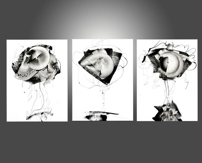Frivolous Triptych