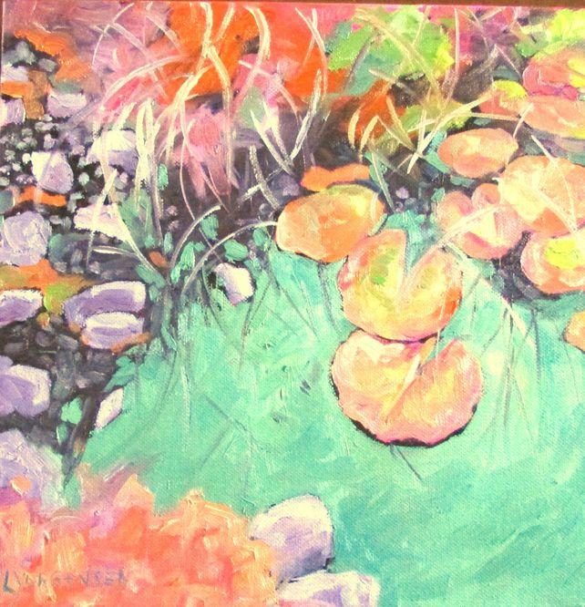 Pond Colors #1