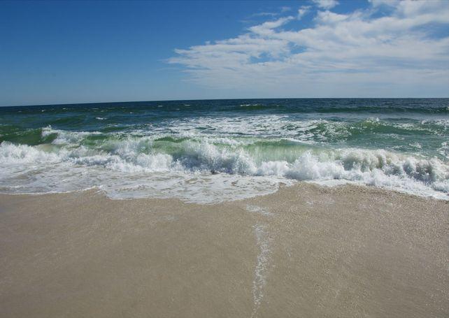 Jersey Shore Beach Canvas Fine Art Photograph