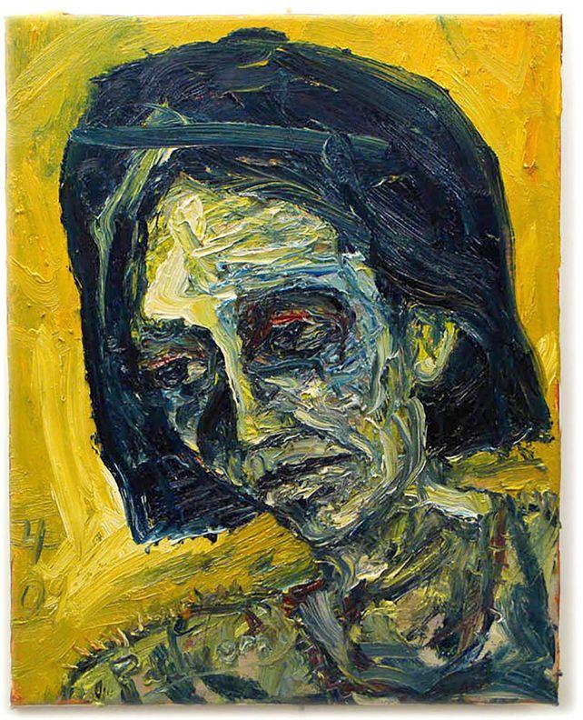 UNTITLED x7- Original oil painting portrait art