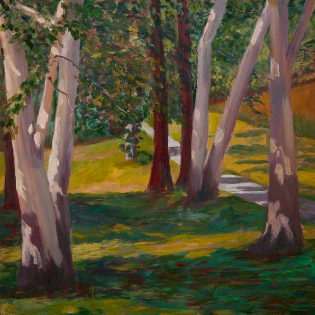 Bennington Birches