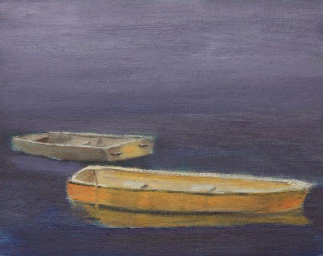 Cedar Lake Rowboats
