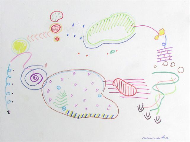 Marker Drawing No.1