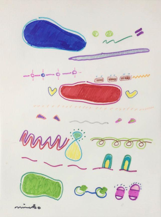 Marker Drawing No.3