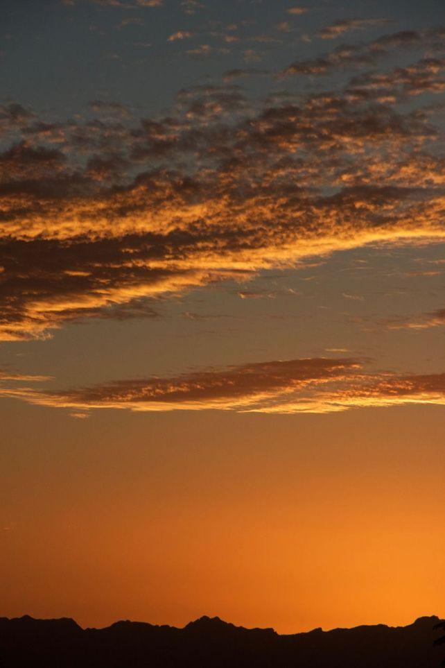 Tucson Mountains Sunset #1