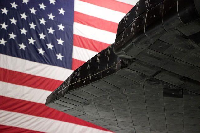 Space Shuttle Wingtip #1