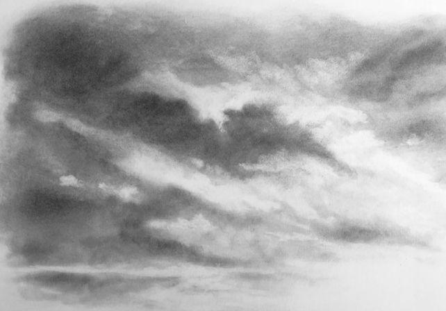 Cloud Study #9