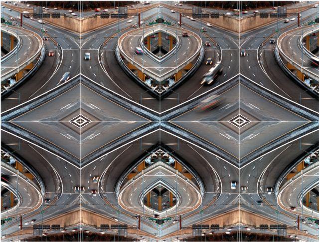 Highway Montage