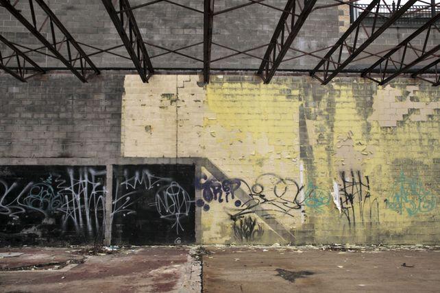 Penn Avenue, Abandoned Buildind
