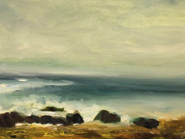 Gentle waves of muir