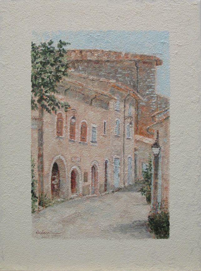 European city scene 4