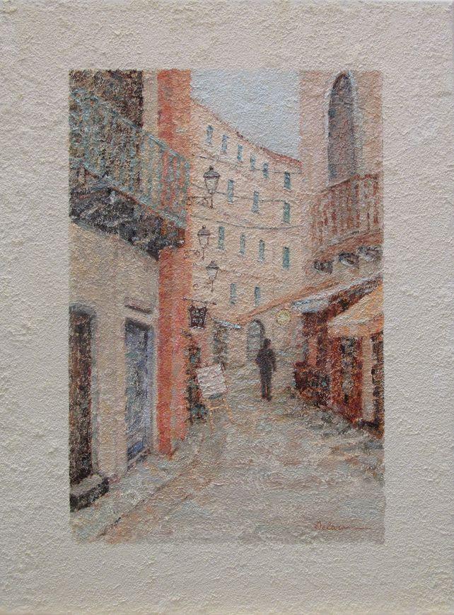 European city scene 6