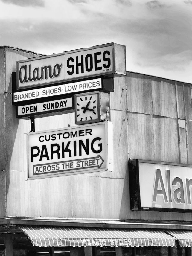 THESE SHOES Alamo Shoes