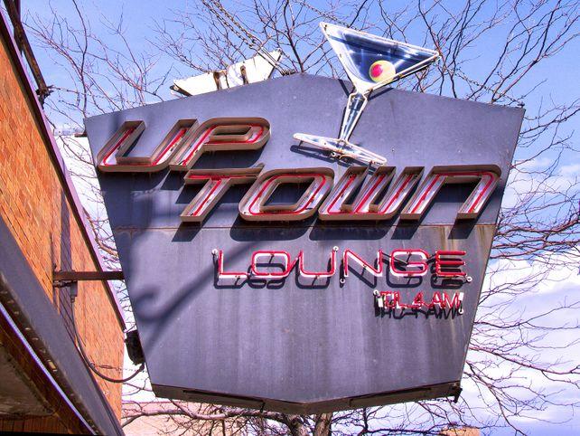 LOUNGE ACT Uptown Lounge