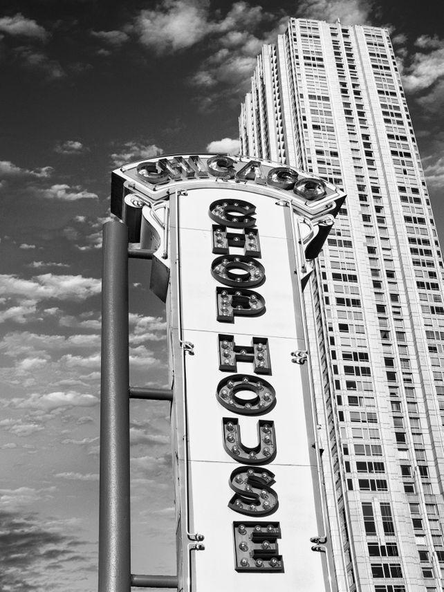 THE BIG CHOP Chicago Chop House