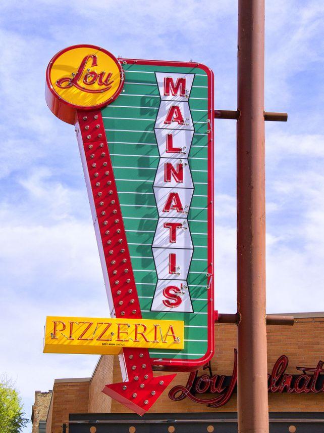 PIZZA MAN Pizzeria Chicago