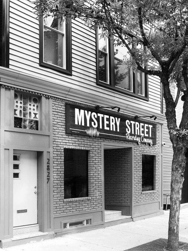 MYSTERY ZONE Mystery Street