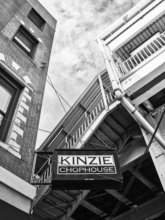 CHOP UP Kinzie ChopHouse