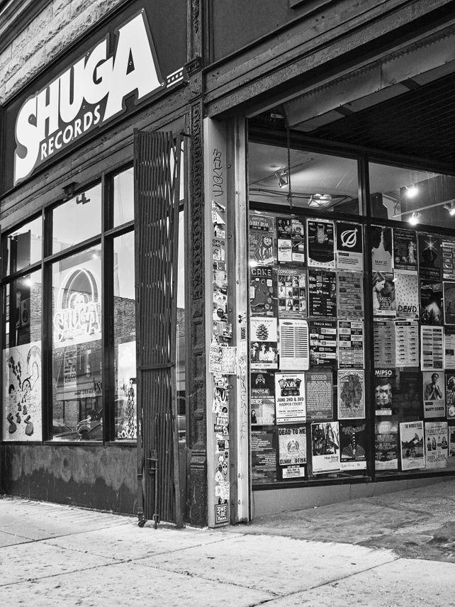 THE RECORD DEAL Shuga Records
