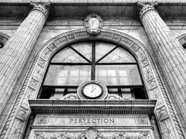 PERFECT IMPERFECTION Chicago