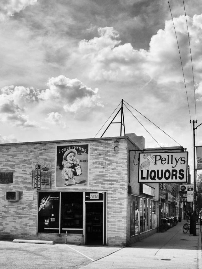 LIQUOR FIRST The Liquor Store