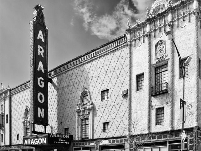 WELCOME TO THE ARAGON Aragon Ballroom