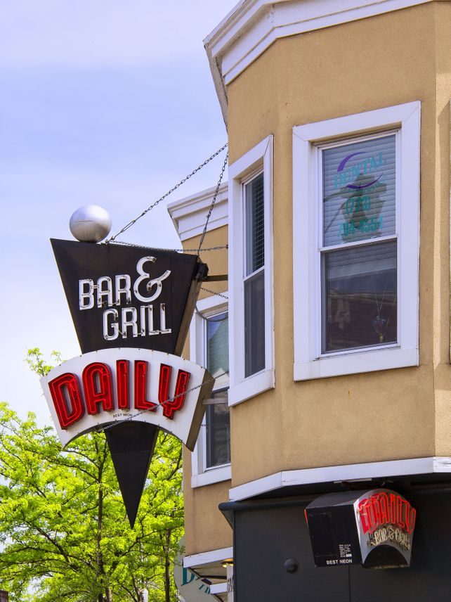 CHICAGO DAILY Daily Bar and Grill