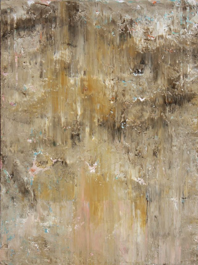Tuscan Wall Abstract