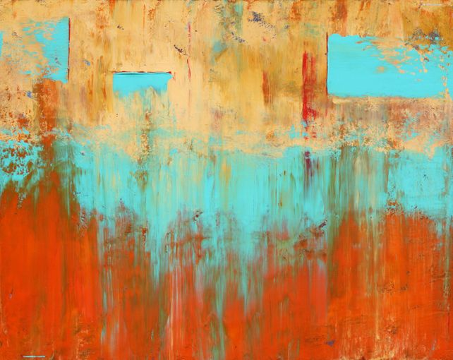 Abstract Rustic