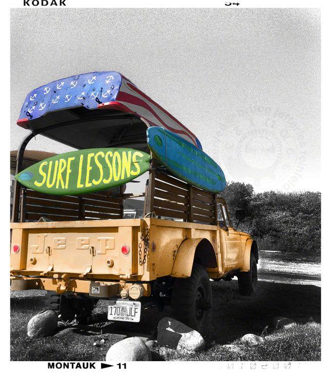 Montauk Surf Lessons