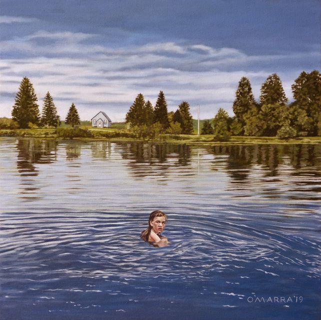 Girl in Dark Water