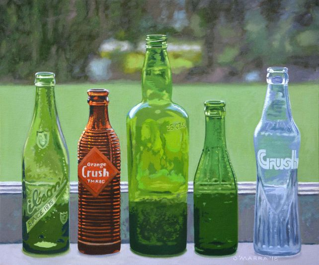 Antique Bottles IV