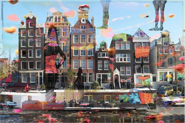 Amsterdam View Opus 45