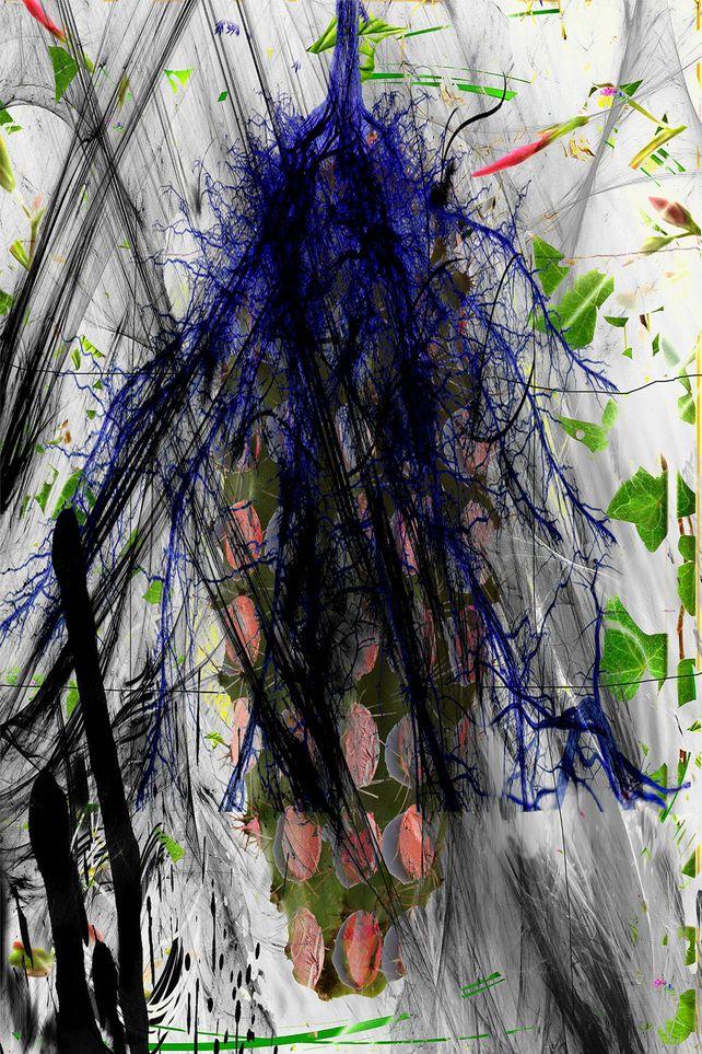 abstract organic XXIV.